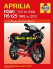 Aprilia RS50 (99 - 06) & RS125 (93 - 06) Haynes Manual